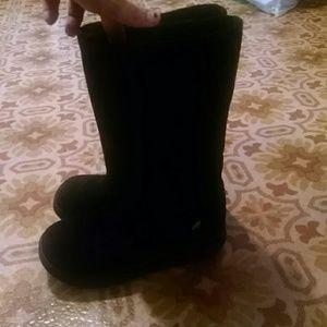 Rocket Dog tall black boots 6.5